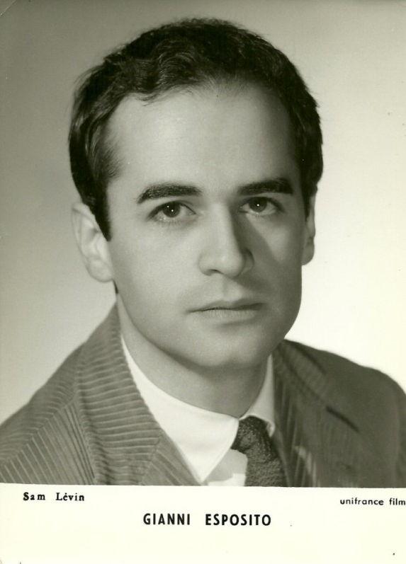 Portrait de Giani Esposito par Sam Levin