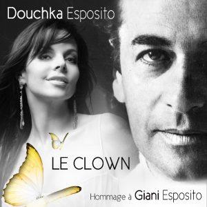 Pochette du disque hommage de Douchka Esposito consacré à Giani