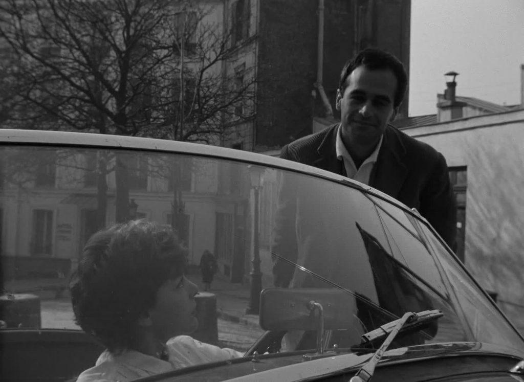 Giani Esposito dans Paris nous appartient en 1961