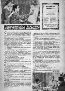 Mon film n°556 - Giani Esposito dans Reproduction interdite