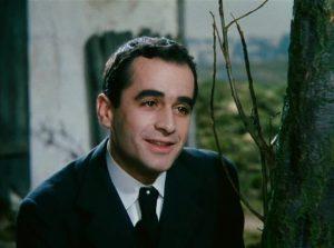 Giani Esposito dans Frenc Cancan en 1954