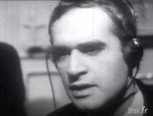 L'équipage au complet 1957. Giani Esposito télé.